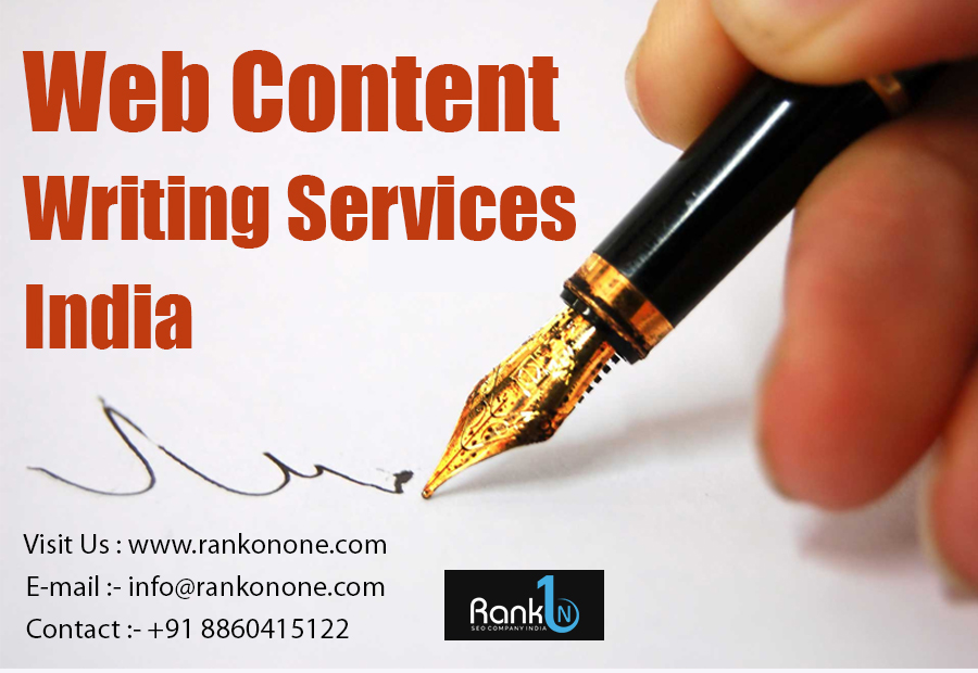 web-content-writing-service-india